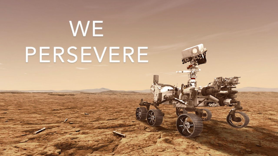 Ted Melfi Directs NASA's Inspiring Film 'We Persevere' with brother