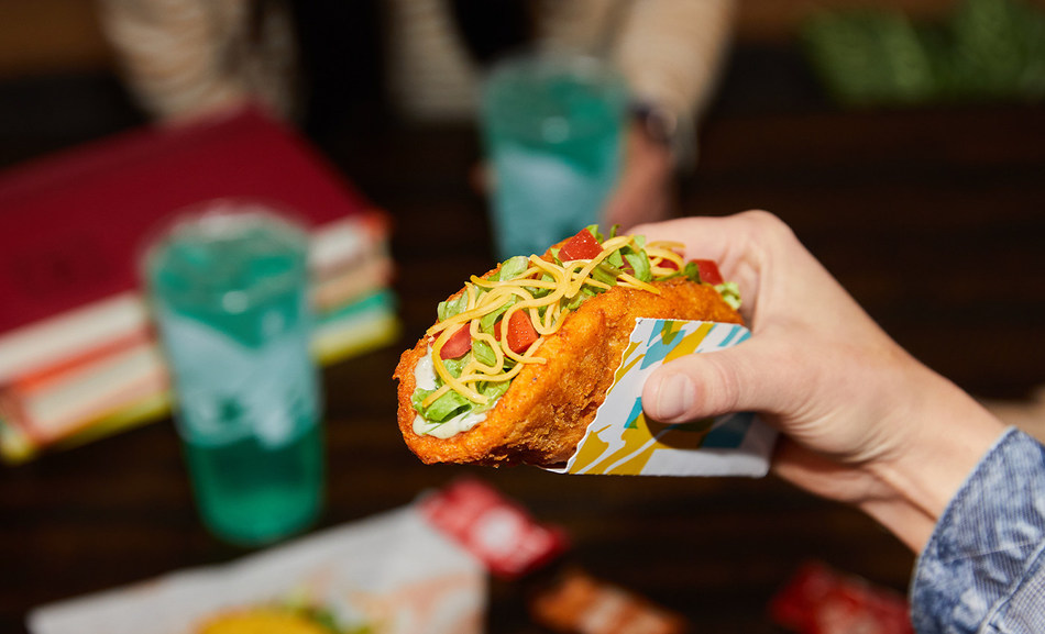 Taco Bell Brings Back the Naked Chicken Chalupa in New Campaign