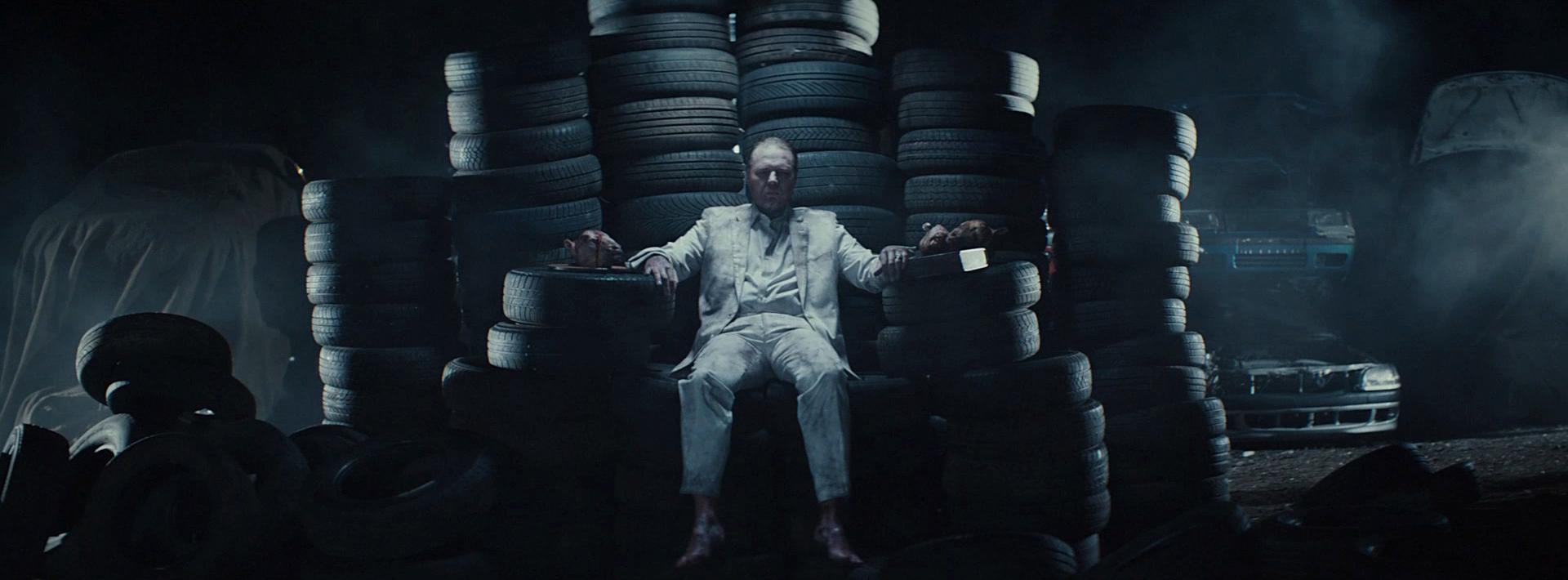 Guy Soulsby Channels His Inner Demon for 'Devil Makes Work' Short