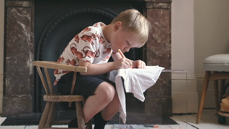 Dark Horses Filmmaker Promotes NHS Charities Cup in Sentimental Film