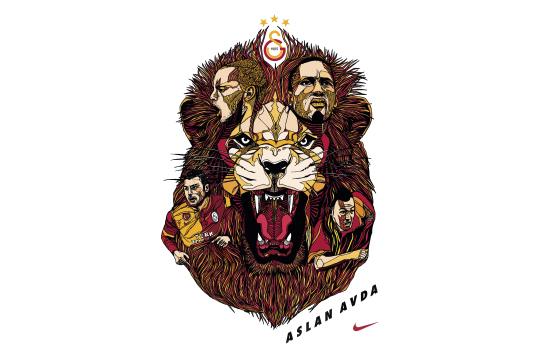 Nike & WK Support Galatasaray