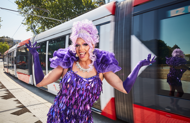 Transport for NSW Gives Sydneysiders the Heads Up About Sydney's Light Rail