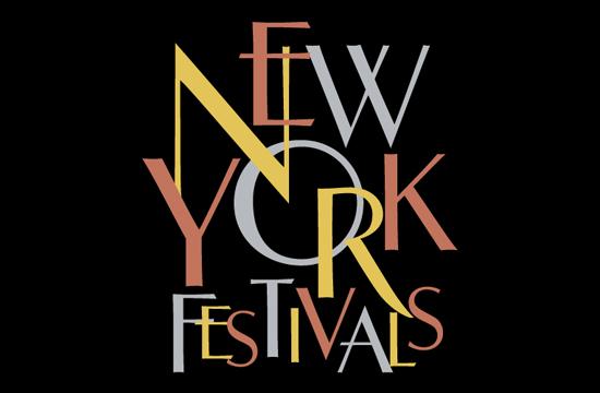 NY Festivals Announces Additional Executive