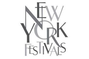 New York Festivals 2018 AME Awards Announces Winners