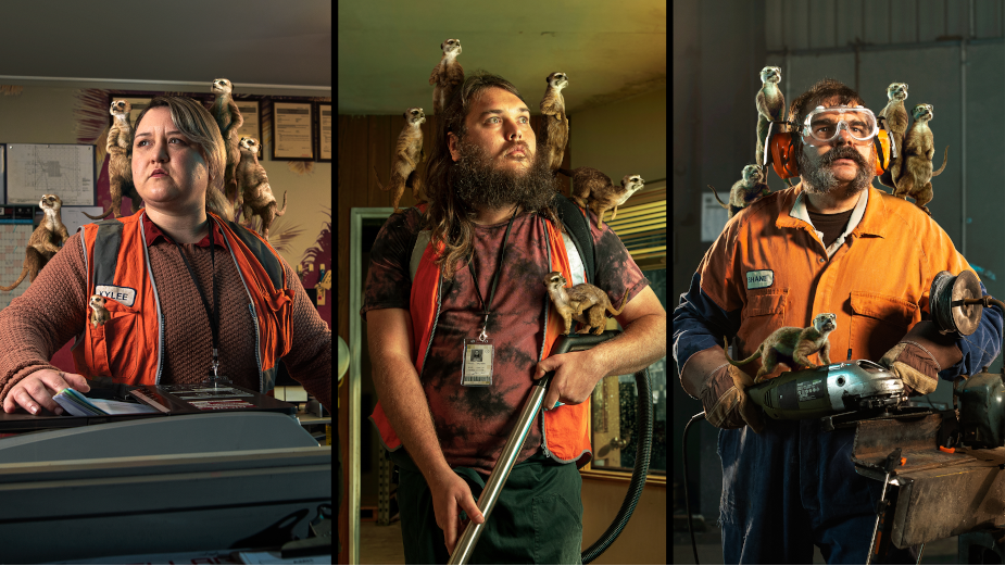 WorkSafe and FCB Ask New Zealanders to Listen to Their Inner-Meerkats in New Campaign