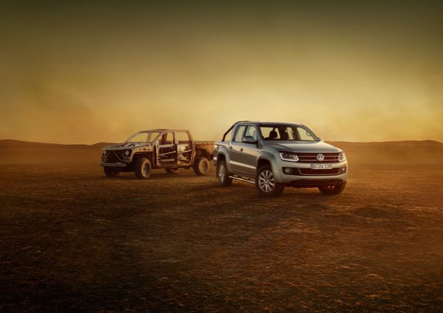The naked ute revealed: Volkswagen Amarok unveils integrated campaign via DDB Sydney