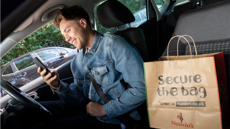 Nando's Proves More Tempting Than Anthony Joshua in Fiery New Delivery Campaign
