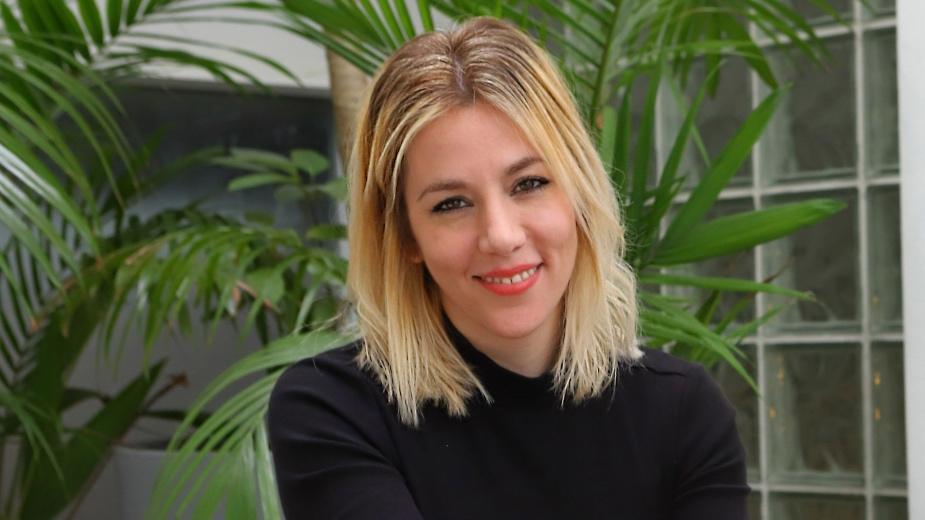 5 Minutes with… Natalia Benincasa