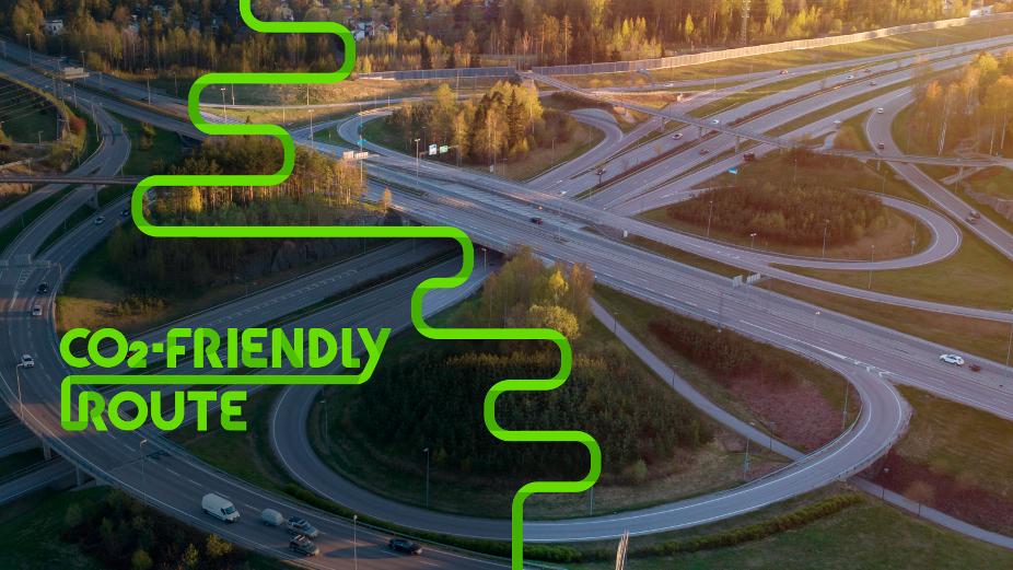 Energy Company Neste Introduces CO2-Saving SatNav System