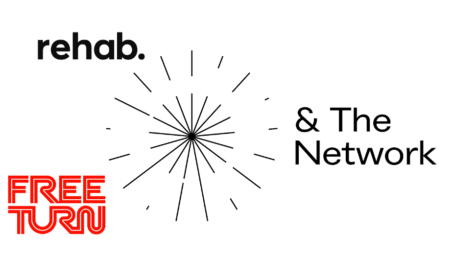 Free Turn and Rehab Announced as Founding Partners of & The Network