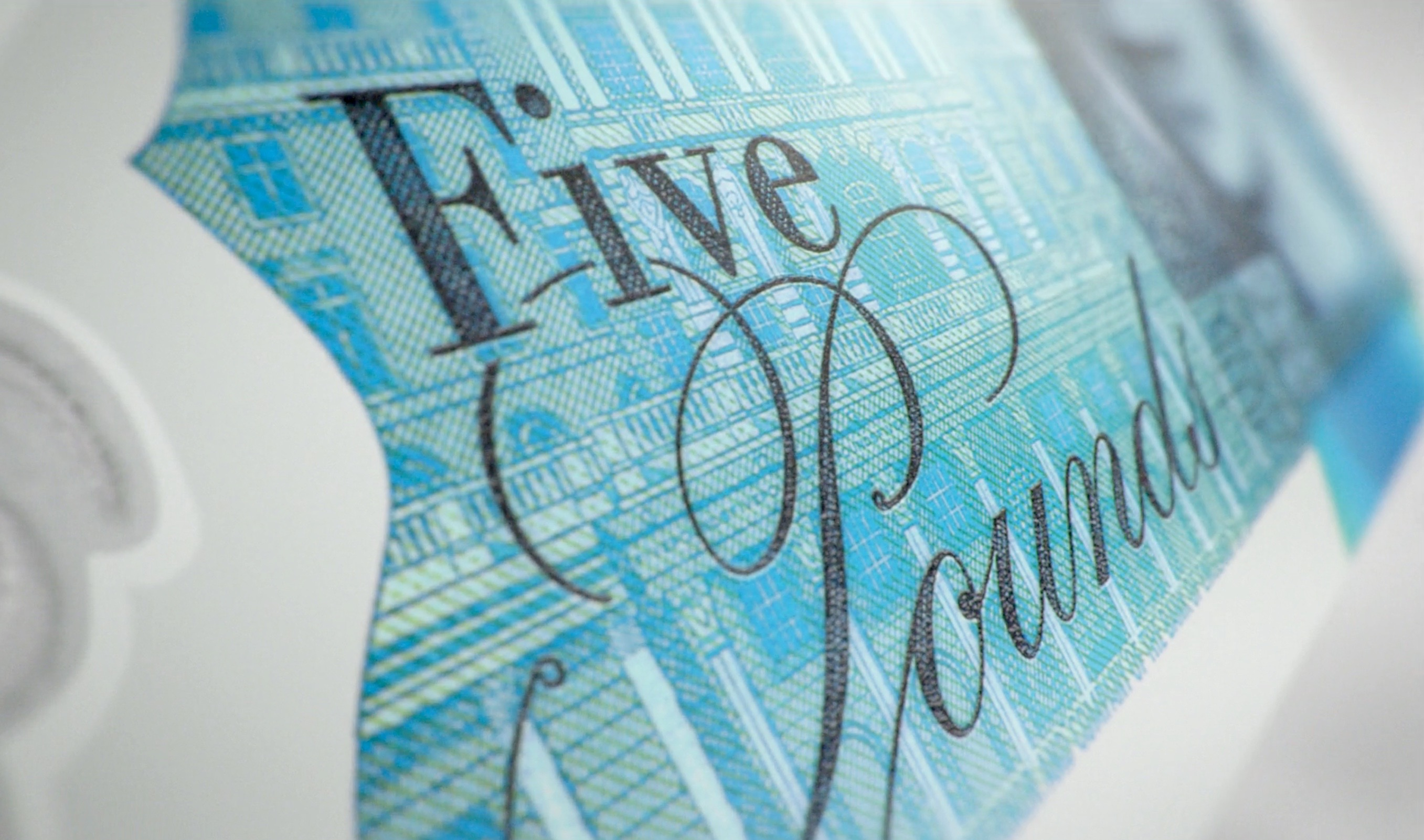 Say Hello to the New £5 Note in Film from MullenLowe London