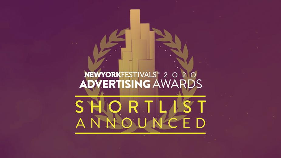 New York Festivals Advertising Awards Announces 2020 Shortlist