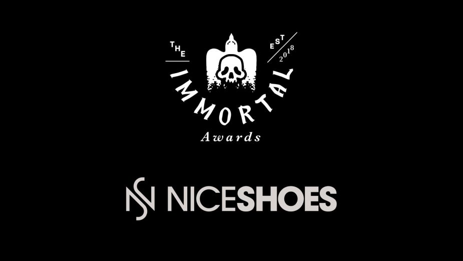 Nice Shoes Announced as Global Sponsor of The Immortal Awards