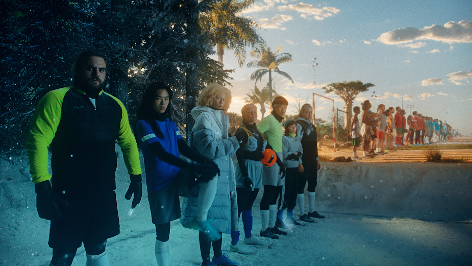 """If You Don't Like Nike's 'Land of New Football', """"Au Revoir"""""""