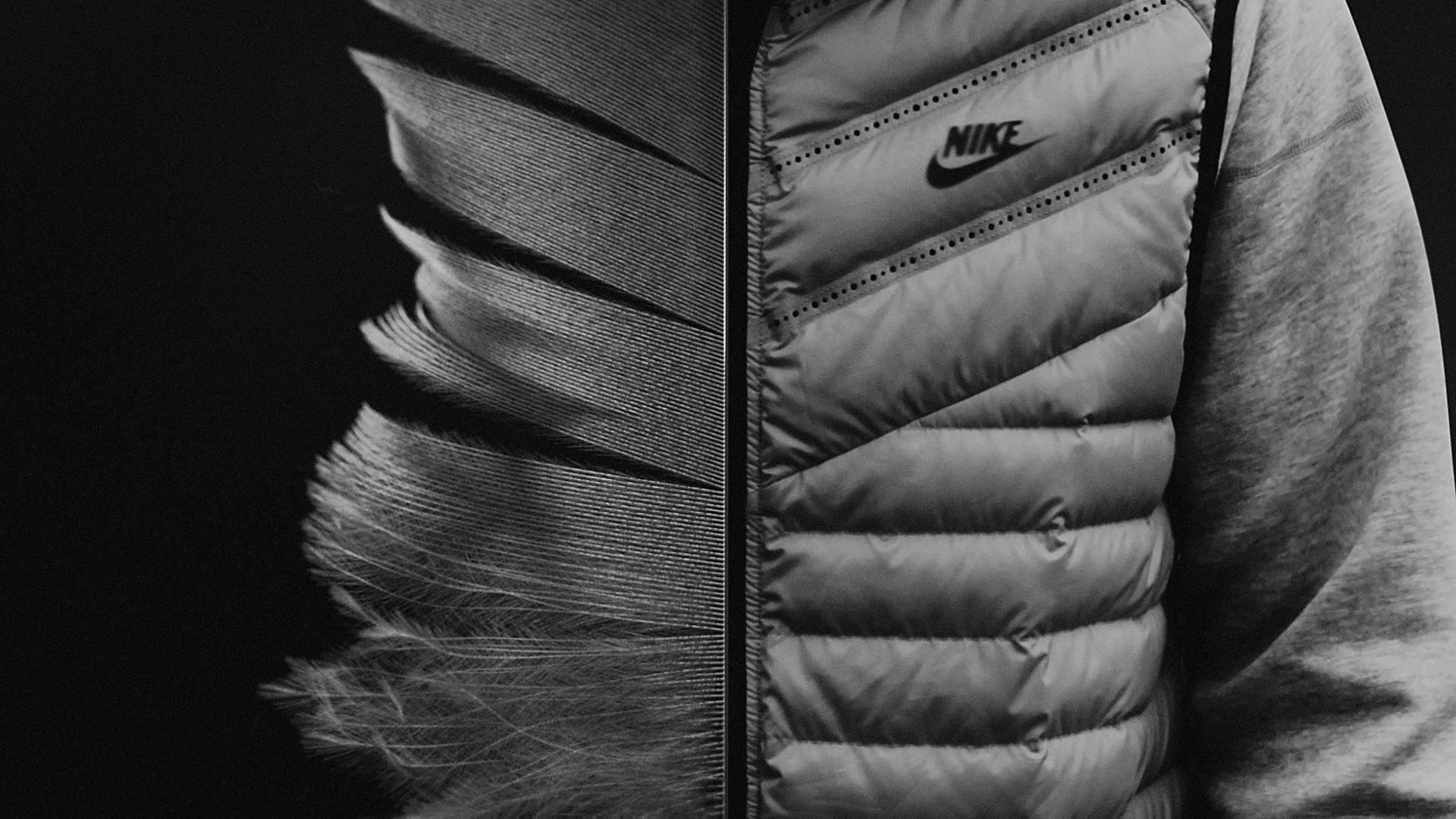 Glassworks Brings Nike's Aeroloft to Life in Striking New Film