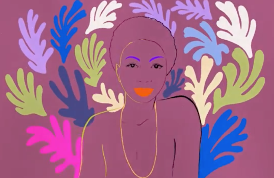 Nerd's Sharon Liu Delicately Animates Nina Simone's 'Colour is a Beautiful Thing'