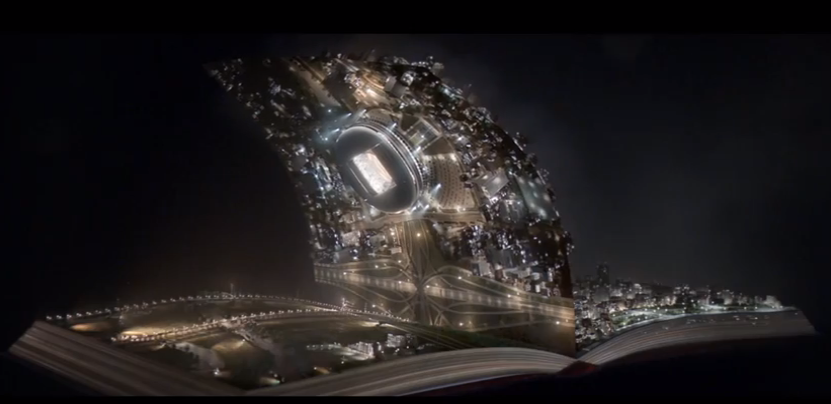 TBWA\G1 Turns a Page with Epic New Nissan Spot