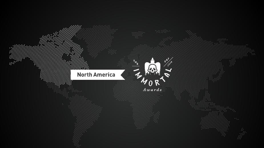 The Immortal Awards Announces North America Shortlist
