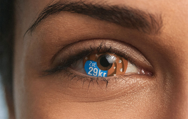 Introducing the World's First Eyefluencers