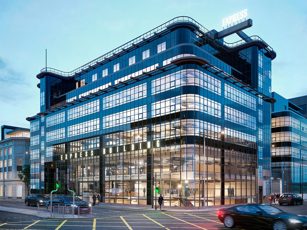 Engine Joins Huckletree Workspace in the Heart of Manchester
