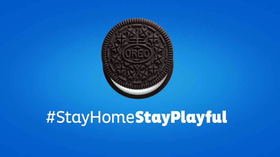 OREO Gets Playful in Lockdown in New Campaign by Digitas UK