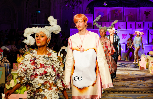 Ocean Outdoor x Vin+Omi Launches RESIST! Collection for London Fashion Week