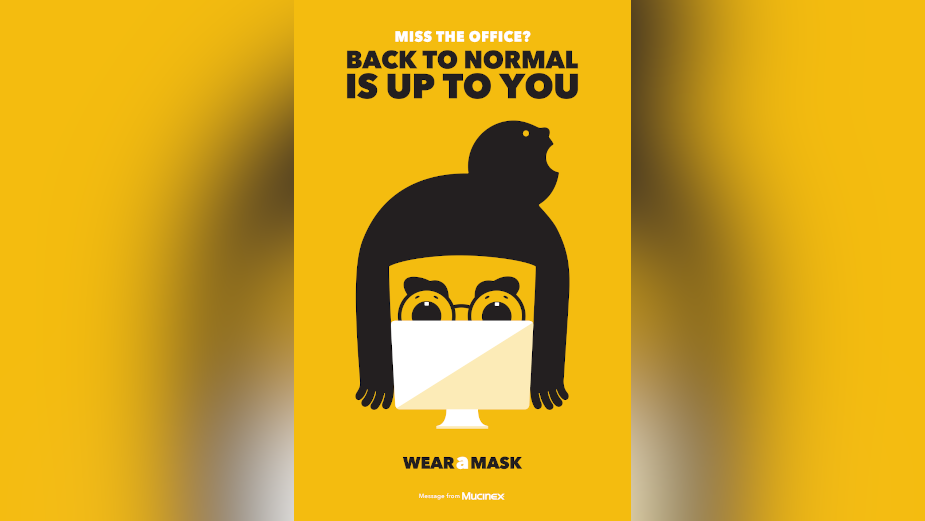 Mucinex's Colourful PSA Reminds Americans That 'Back to Normal is Up to You'