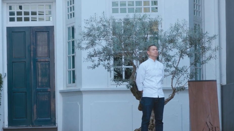 A Celebrated Chef's Homecoming Film Breaks New Ground for Tribal Worldwide Singapore