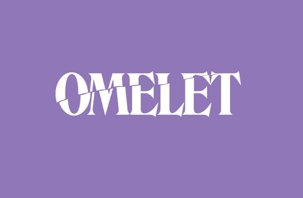 Legwork Develops Bold Website for Creative Company Omelet