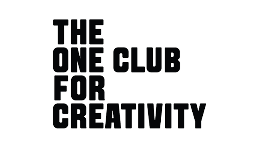 The One Club for Creativity Stands in Solidarity for Black Lives Matter