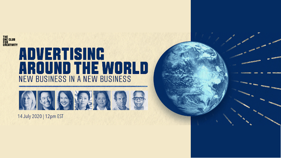 Global Creative Leaders Discuss Business Challenges At The One Club's 'Advertising Around the World' Panel