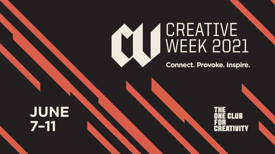 The One Club Announces Creative Week 2021