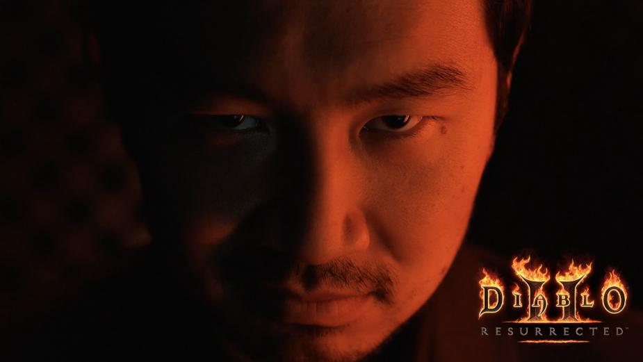 Actors Simu Liu and Winston Duke Confess Their Sins for Epic Diablo II: Resurrected Remaster