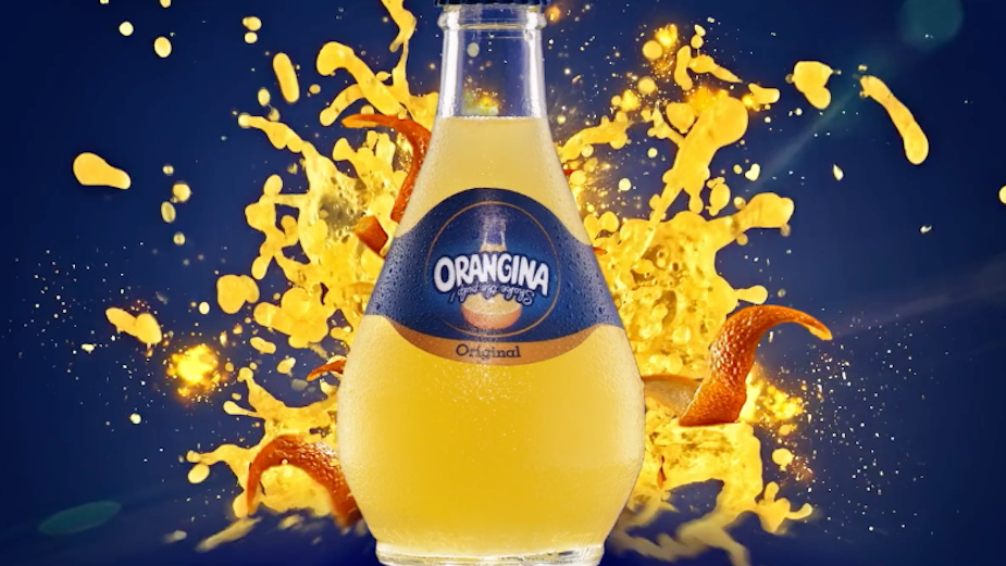 Take Your Tastebuds to New Heights with Tempting Orangina Spot