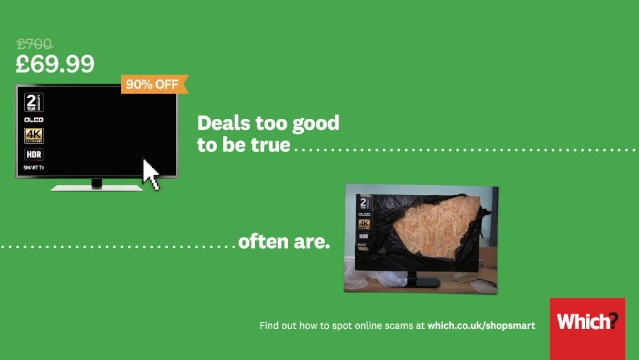 Shop Safe During Sale Season with Which? Smart Campaign