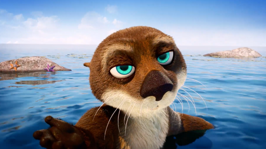 World's Furriest Celebrity and Eco Influencer Makes Big Splash with New PSA