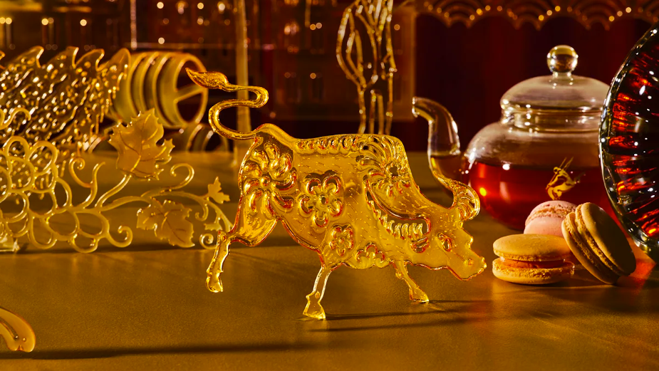 Rémy Martin Toasts the Year of the Ox with 'Sweet Art' Masterpiece for Lunar Year