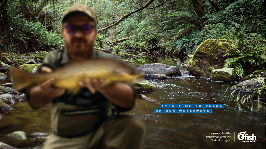 VMLY&R Melbourne Shifts the Focus from Fishing in New Campaign For OzFish