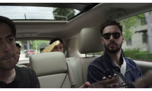 Rock Band PAPA Is #OffTheStage In New Nissan Campaign by TBWA