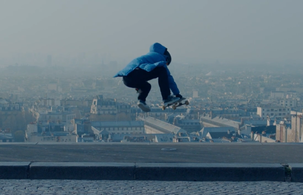 AIGLE Descends a Wintry Paris in Kinetic Spot From Birth Productions