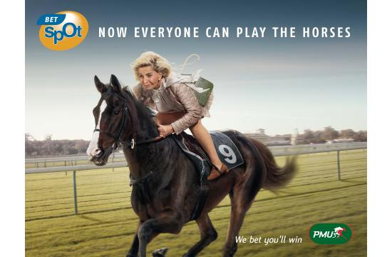 Publicis Have a Flutter on the Horses for PMU