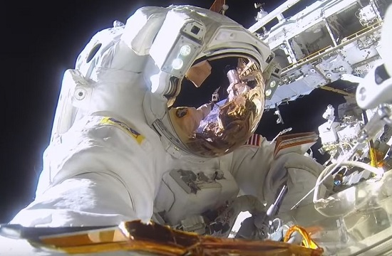 VR Series to Be Broadcast from the International Space Station for TIME