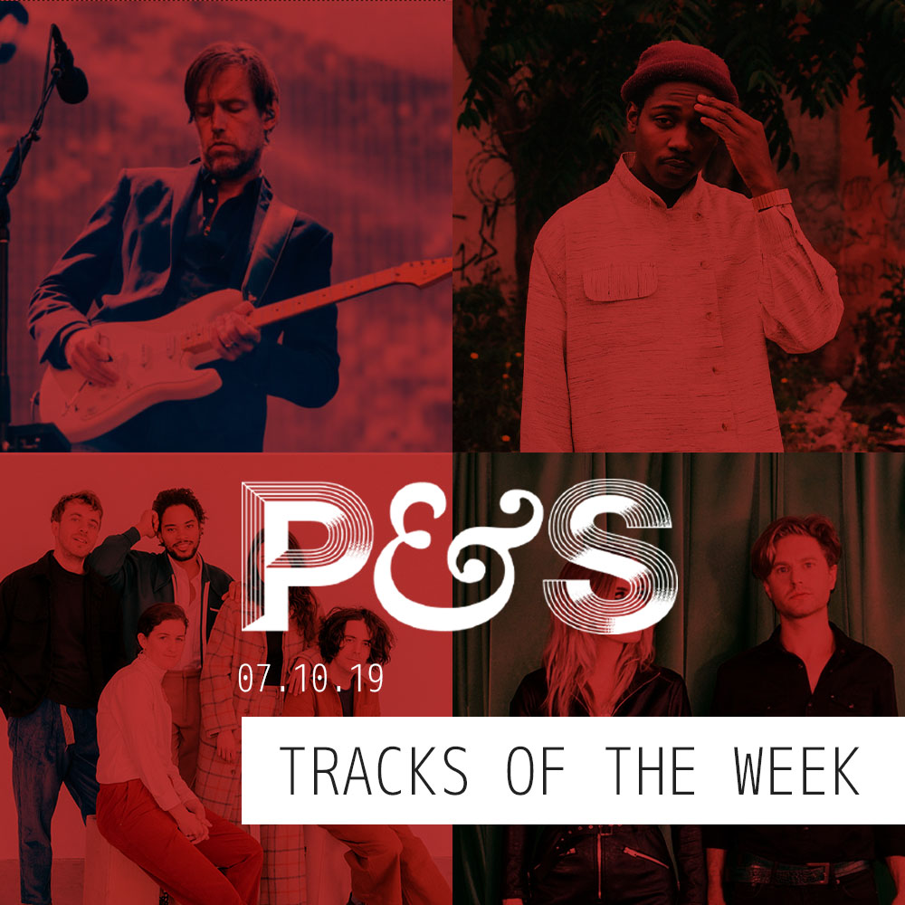Pitch & Sync's Tracks of the Week   07.10.19