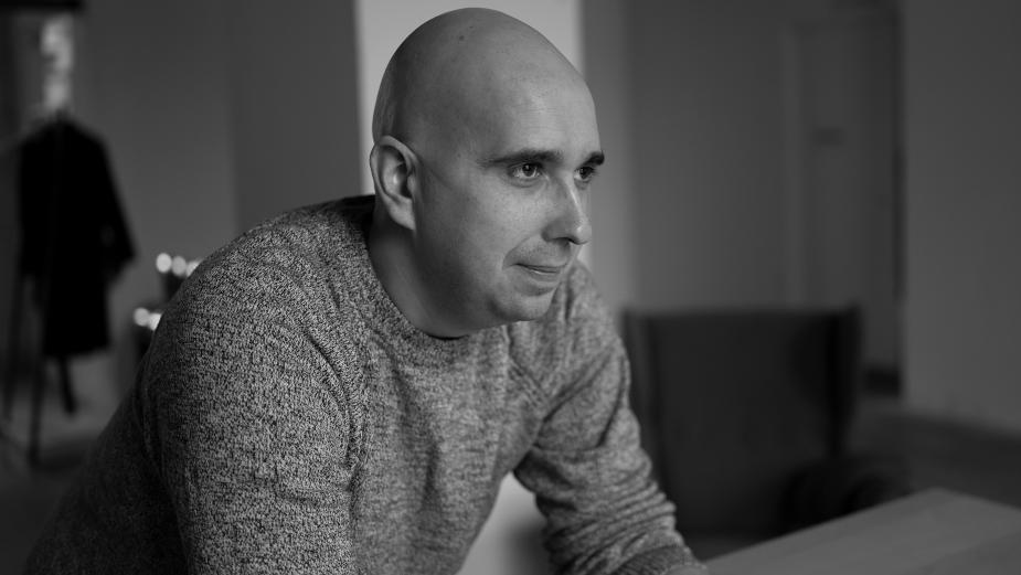 Pablo Dominguez Agregan Returns to 180heartbeats + JUNG v MATT as Associate Creative Director