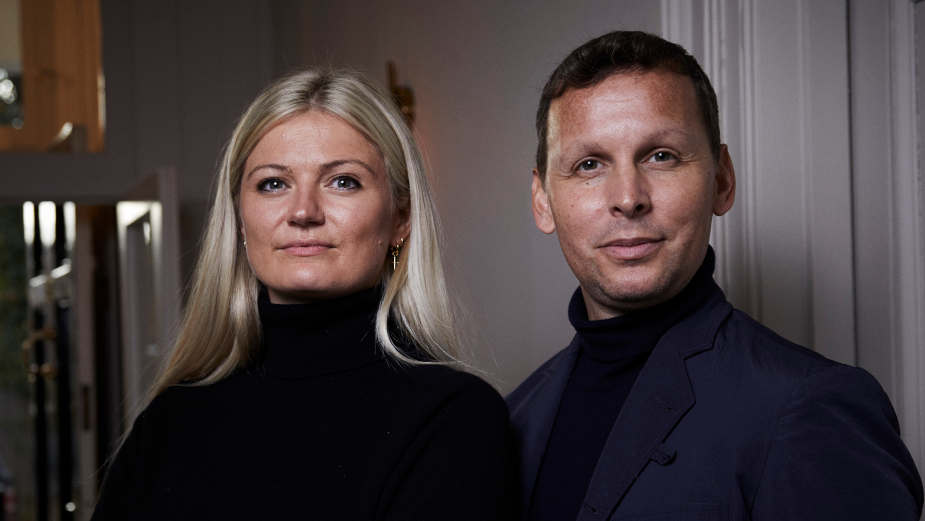 twin Names Alistair Green as Partner