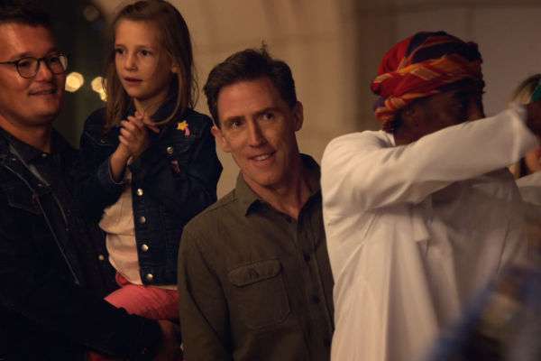 Rob Brydon Challenges Cruise Holiday Stereotypes with Cinematic New P&O Ad