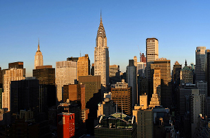 How Do NY-ers Stay Creatively Charged in the Hectic Big Apple?