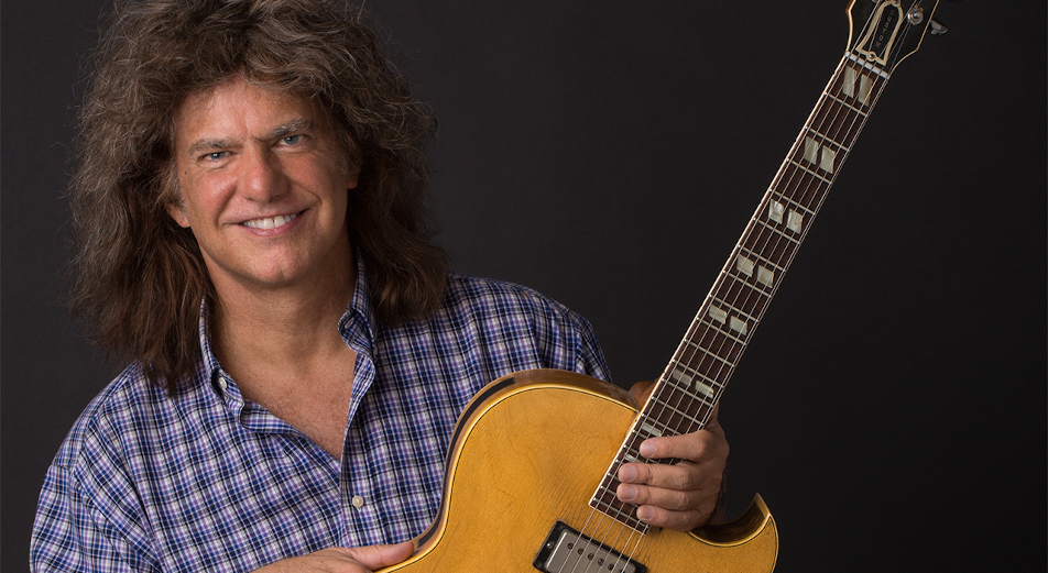 Pat Metheny Signs Label Deal with BMG's Modern Recordings