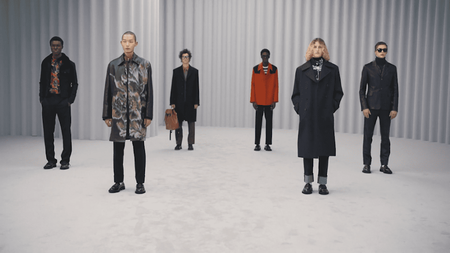 YOUTH MODE Soundtracks Paul Smith's AW21 Digital Show