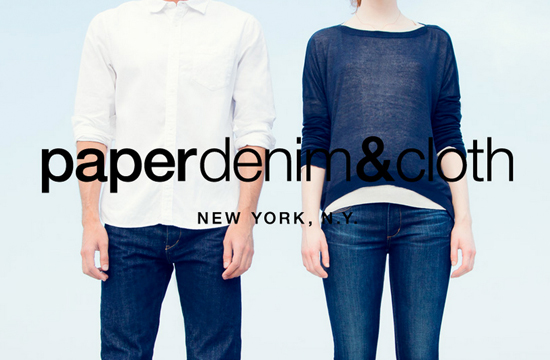Paper Denim & Cloth Returns to Retail